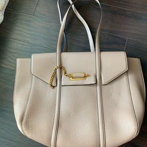 Mackage brownish tan Barton leather bag